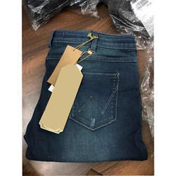 Casual Wear Stretchable Wrangler Ladies Denim Jeans