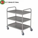 SS Canteen Trolley