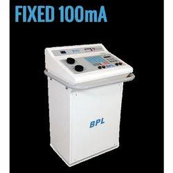BPL Stationary Anode 100MA X Ray Machine, 100 kVp
