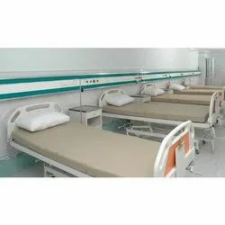 Horizontal ICU Bed Head Panel Unit