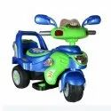 Kids 6V Battery Operated Toyhouse Racing Turbo Bike