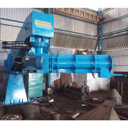 Double Arm Belt Articulated Continuous Mixer Machine