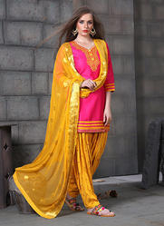 Ready Made Patiala Suits