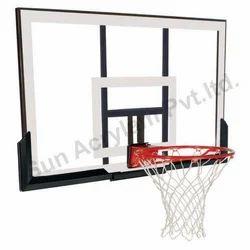 Clear Acrylic Basketball Backboard