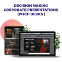 Web Corporate Presentations - Pitch Deck
