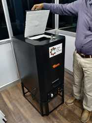 Digital Control Sanitary Napkin Disposal Machine