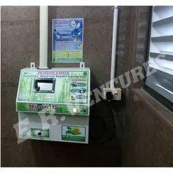 ER15 Sanitary Napkin Incinerator