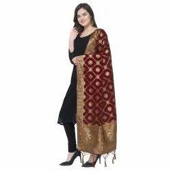 Ladies Silk Dupatta