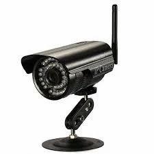 IP Network CCTV System