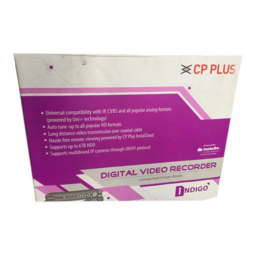 16 Channel Indigo Cp Plus Dvr