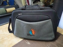 Grey Polyester Office Bags