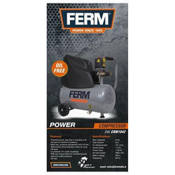 Air Compressor - Make Ferm