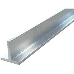 T Shaped Aluminium Section