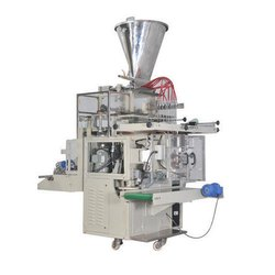 Collar Type Machine with Cup Filler Pouch Packing Machine