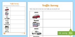Traffic Survey Services
