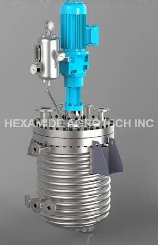 Chemical Reactor, Capacity: 3 kL