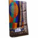 Cotton Casual Printed Saree, 5.5 M (separate Blouse Piece)
