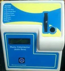 Auto Zero Photo Colorimeter