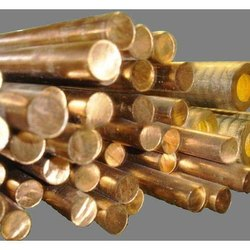 3 Inch Hot Rolled Brass Round Rod