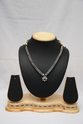 Necklace Oxidise Plain Saaj Ghat Thushi