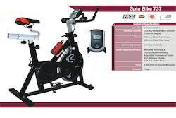 737 Pro Bodyline Spin Bike Exercise Bike