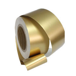 Golden Dull Digital Gummed Rolls