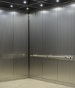 Stainless Steel Elevator Cabin