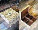 Cardboard Tea Box