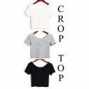 Ladies Crop Top
