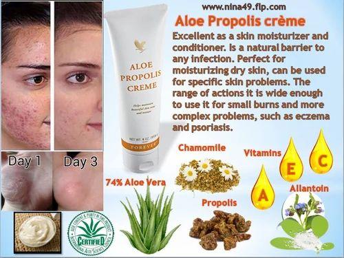 Aloe Propolis Creme, For Parlour, (G E T) FOREVER | ID