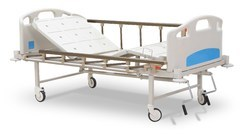 Mild Steel Hydraulic Hospital Bed