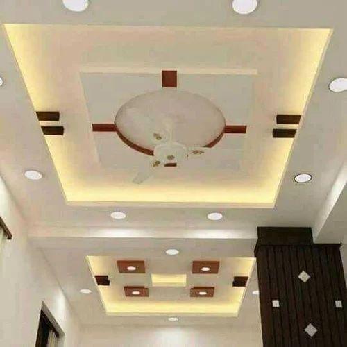 POP False Ceiling, Rs 90 /square feet, Sharma Interior ...