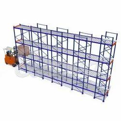 Industrial Dynamic Storage Rack
