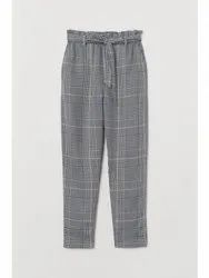 Woven Ladies Flannel Pant