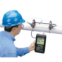 Portable Clamp on Ultrasonic Gas Flow Meter