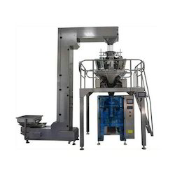 Vertical Form Fill Seal Machine, Capacity: 25 pouch/min