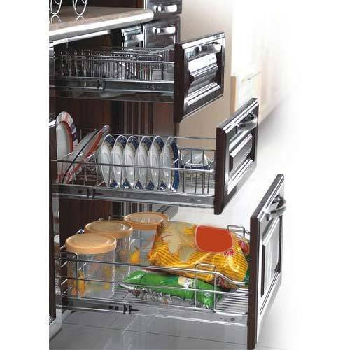 Modular Ss Kitchen Rack Ss Kitchen Racks Stainless Steel Bartan