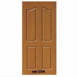 Simpex Hardwood Wooden Membrane Door