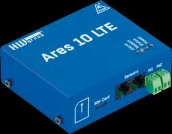 Ares 10 LTE: GSM and LTE Thermometer for Remote Monitoring