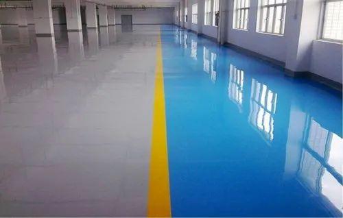 Water based Epoxy coating