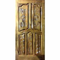 Wood Wooden Door