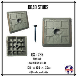 Aluminum Road Stud( 43 Beads)