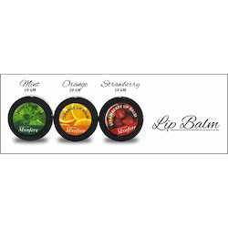 Lip Balm In 3 Variants ( Aloevera , Mint , Strawberry )