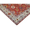 Hand Knotted Best Serapi Rug And Carpet For Living Room