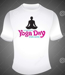Yoga Day T-shirt