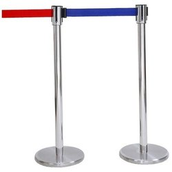Metal Queue Stand Q Manager