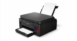 CANON PIXMA G6070 Refillable Ink Tank Wireless All-In-One for High Volume Printing
