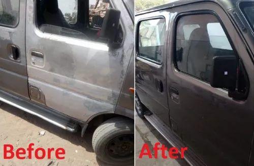 Paint Repair Services, Car Painting Service - Smart Car Repair