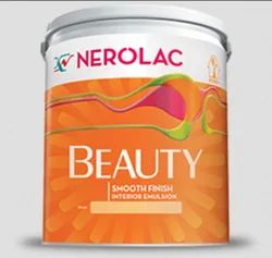 Nerolac Beauty Smooth Finish Interior Emulsion Paints, Packaging Type: Bucket