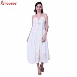 Gorgy Women Dress with Embroidery
